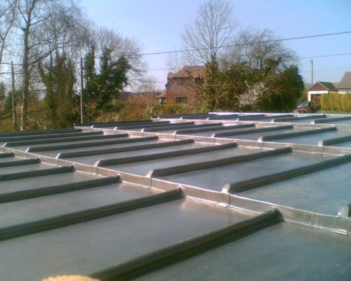 Dylan Faber Roofing - Flat Roofing 006