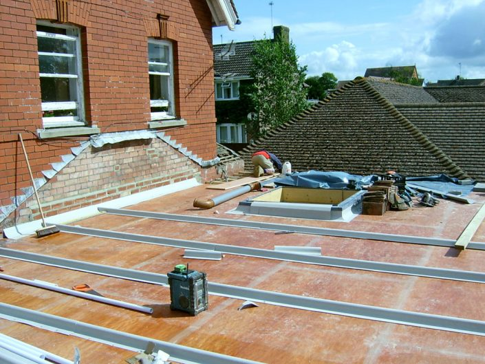 Dylan Faber Roofing - Flat Roofing 010