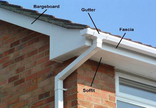Dylan Faber Roofing Fascias