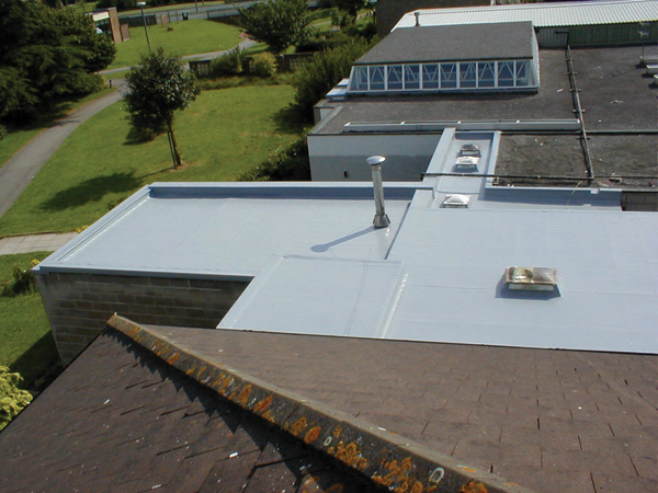 Dylan Faber Roofing - Flat Roofing 024