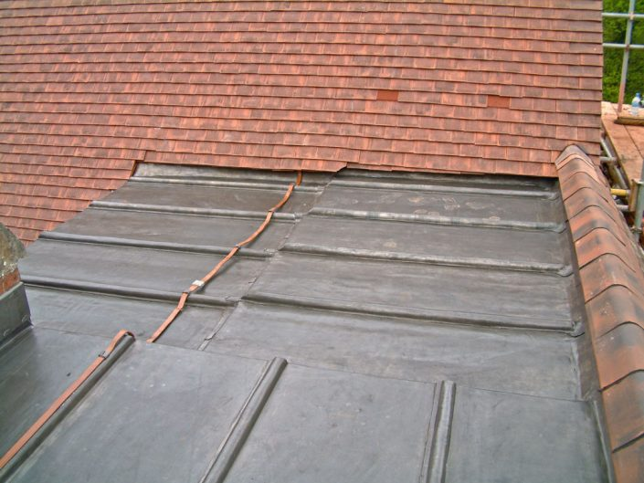 Dylan Faber Roofing - Leadworks 002