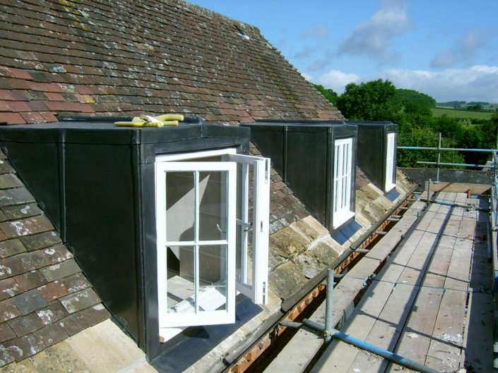 Dylan Faber Roofing - Leadworks 008