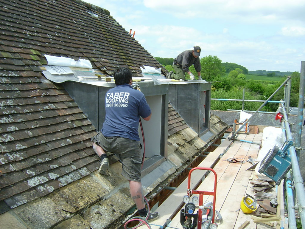 Dylan Faber Roofing - Leadworks 009