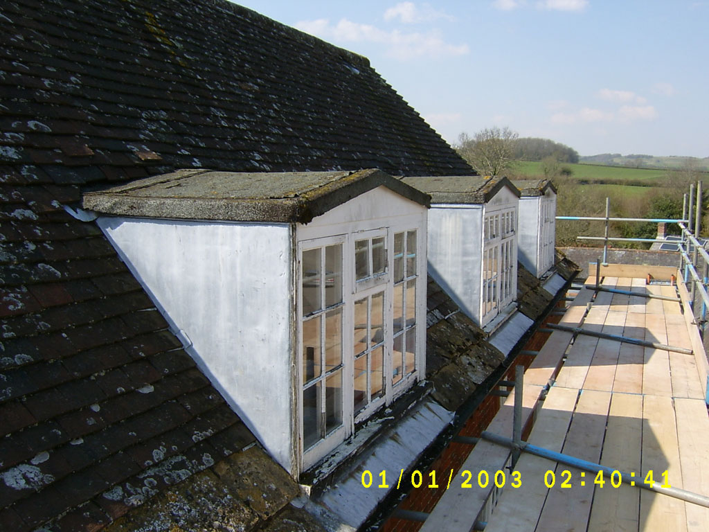 Dylan Faber Roofing - Leadworks 010