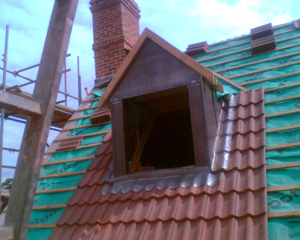 Dylan Faber Roofing - Leadworks 013