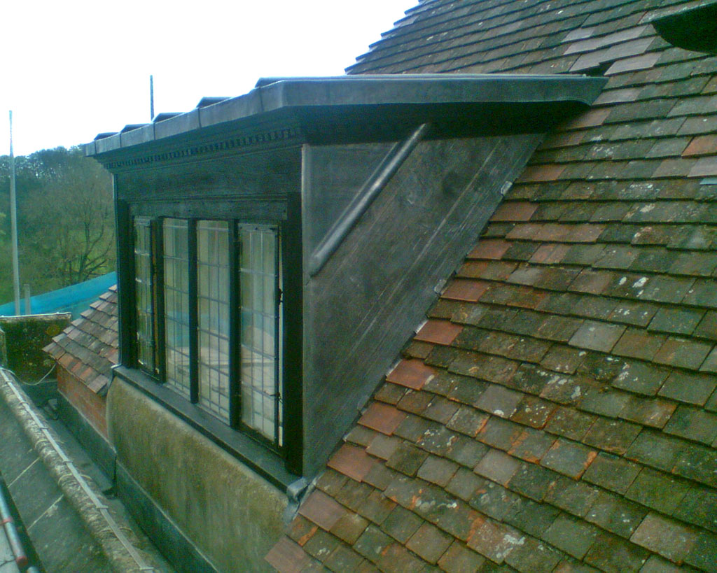 Dylan Faber Roofing - Leadworks 014