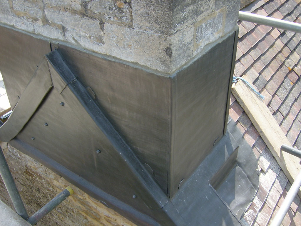 Dylan Faber Roofing - Leadworks 021