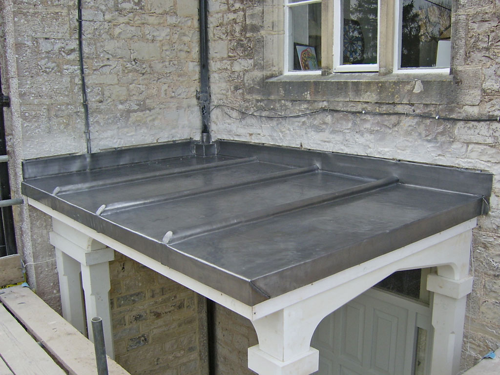Dylan Faber Roofing - Leadworks 027