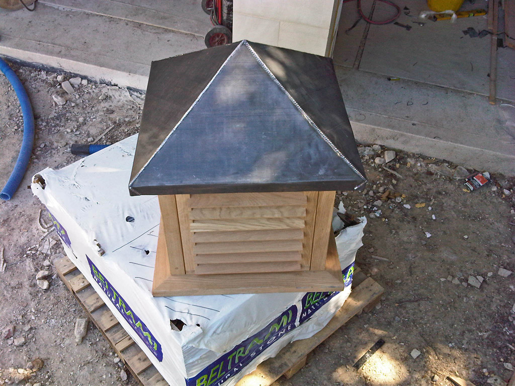 Dylan Faber Roofing - Leadworks 036