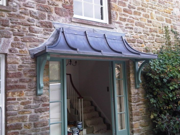 Dylan Faber Roofing - Leadworks 038