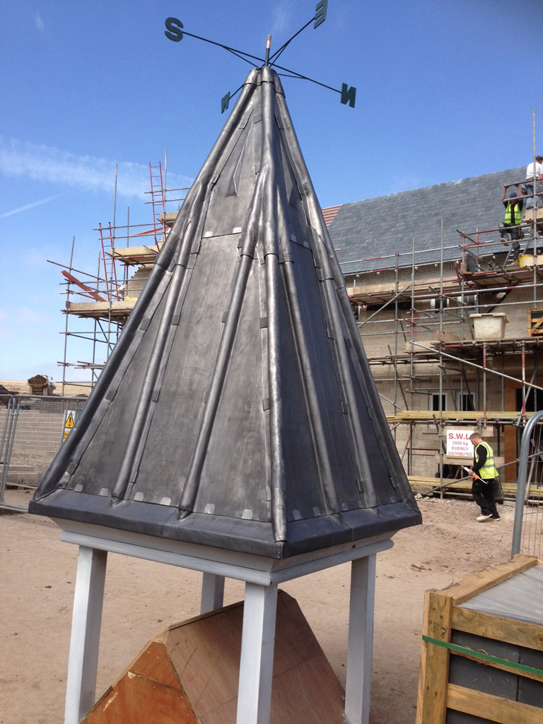 Dylan Faber Roofing - Leadworks 043