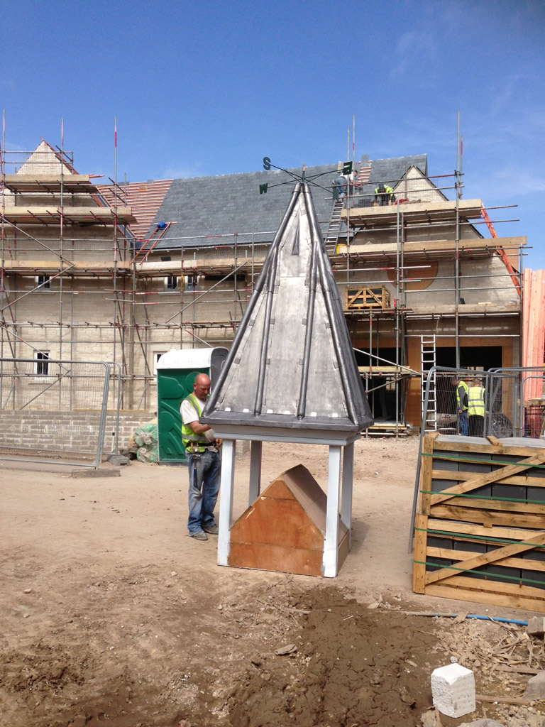 Dylan Faber Roofing - Leadworks 044