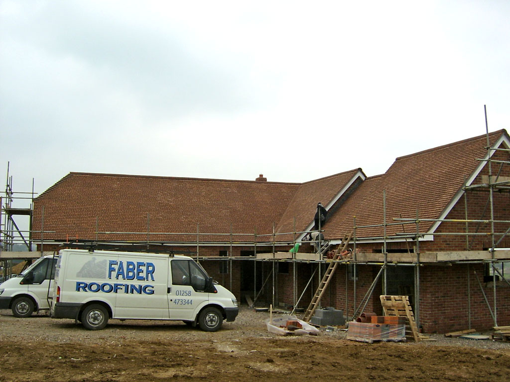 Dylan Faber Roofing - New Roofing 001