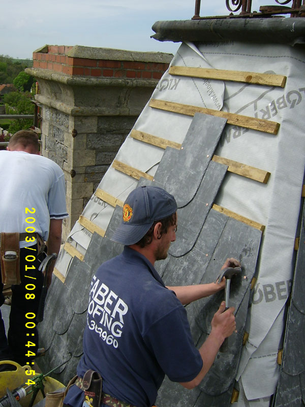 Dylan Faber Roofing - Re-Roofing 001