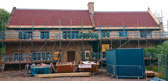 Faber Roofing Re-Roofing 01