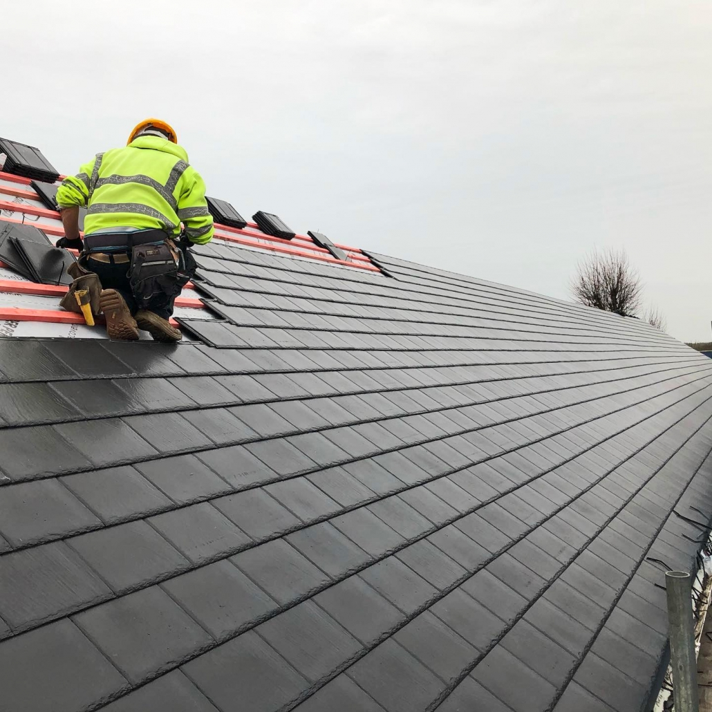 Faber Roofing Re-Roofing 02